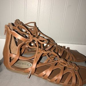 Gladiator style sandals